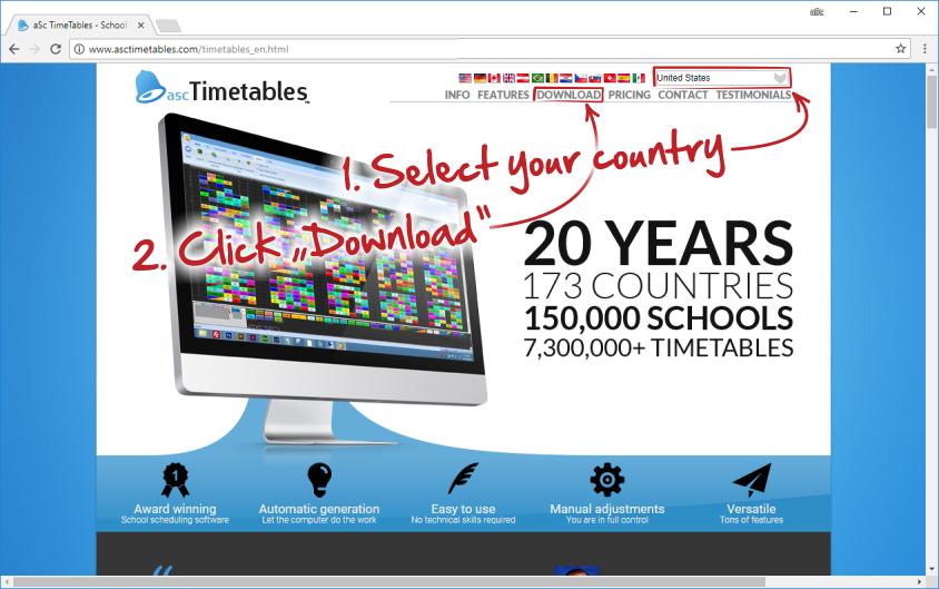 Asc timetable 2009 download crack idm sevenshoes.