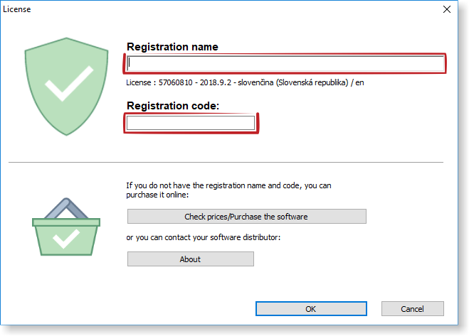 How to register the software? - aSc Timetables